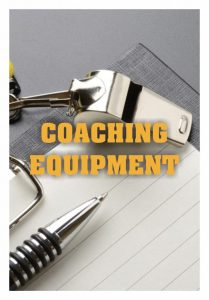 Buy Coaching Equipment from our online store