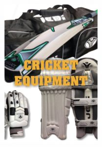 Buy Cricket Equipment from our online store