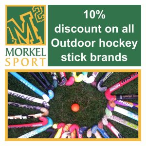 10% discount on all #Outdoor_hockey_stick brands