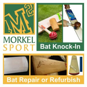 We Do Bat Knock-In, Repairs and Refurbish.