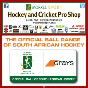 GRAYS – The Official Ball of South African Hockey.