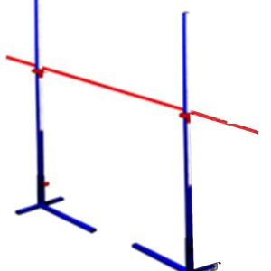 High Jump Upright Set – Competition