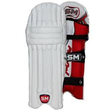 MRF BAT. LEG GUARDS-CLUB SM.BOYS