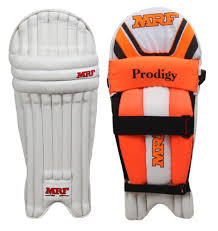 MRF BAT. LEG GUARDS-PRODIGY Jr.