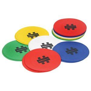 Rubber Marker Disks (set of 6)