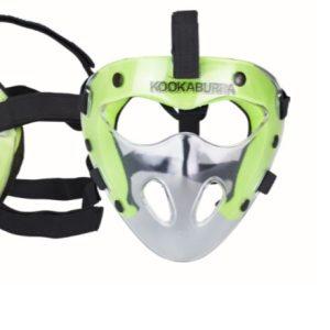 Kookaburra Face Mask