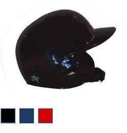 Flame Softball Batting Helmet