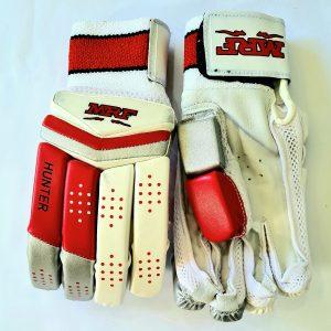 MRF Hunter cricket gloves – boys