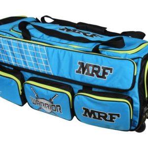 MRF Warrior Cricket Kit Bag Blue (Large)