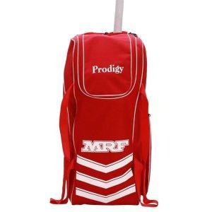 MRF Prodigy Cricket Wheelie Junior Duffle Kit Bag